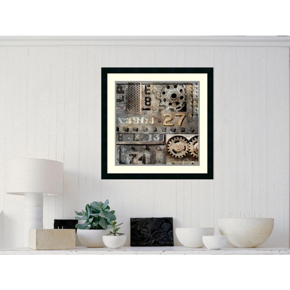 in w x in h uindustrial iiu by dylan matthews printed framed