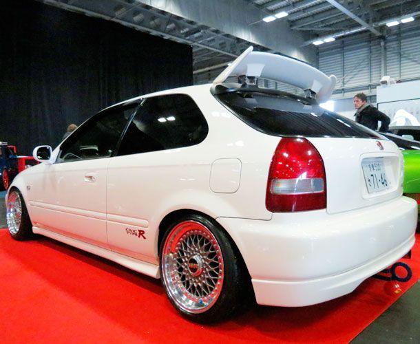 Honda Civic Type R Ek9 Jdm Honda Honda Civic Civic Hatchback