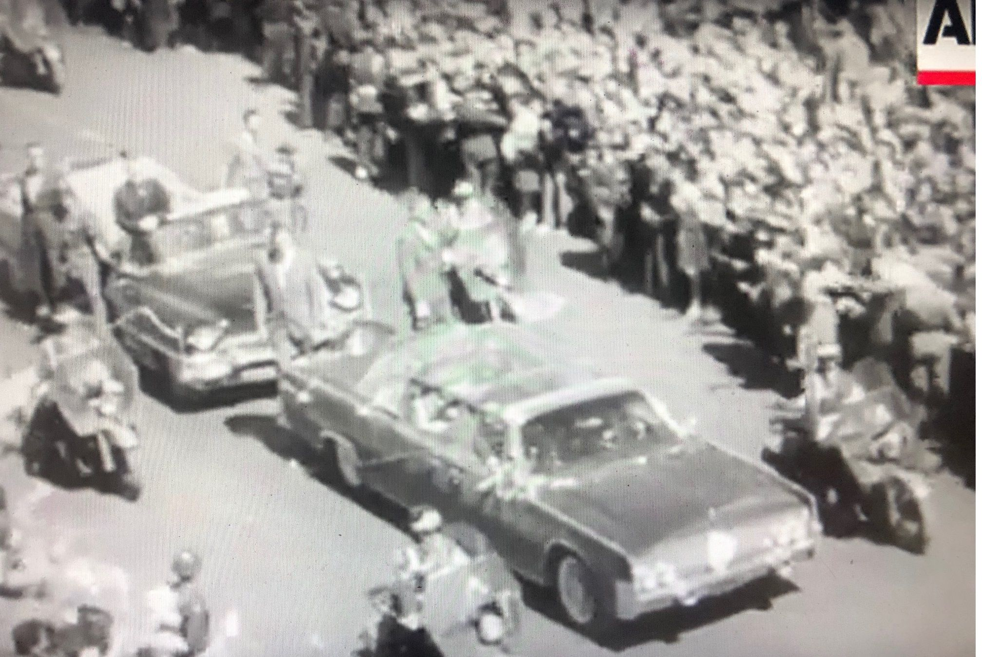 President Kennedy Latin America 1961 Secret service