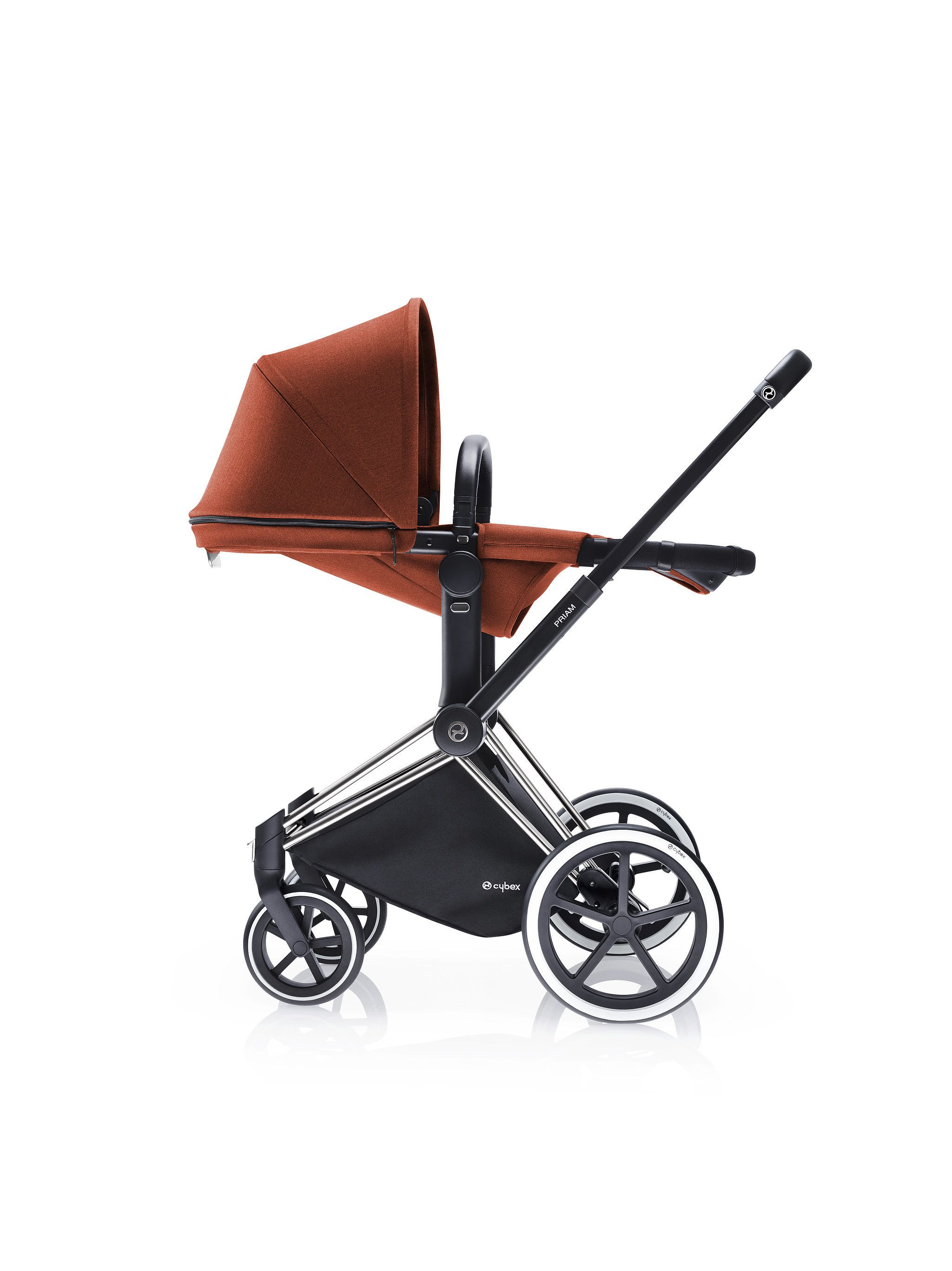 a80aeb753 This Stroller Costs $1,200 and We Actually Think It's Worth Every Penny Cybex  Priam, Kinder