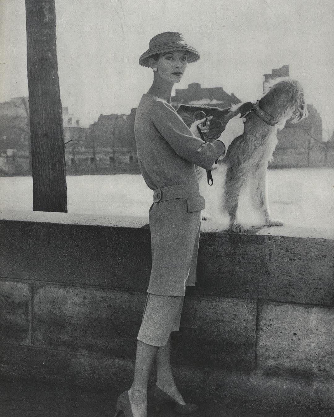 Karen Radkai, Vogue 1955