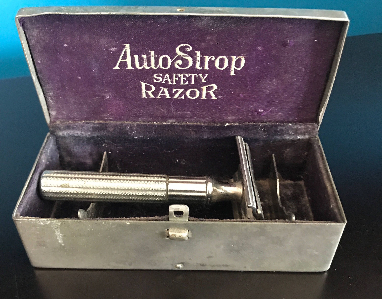 AutoStrop Razor / Safety / Shaving / Valet / Vanity