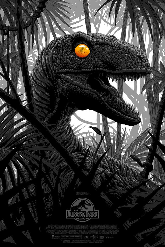 JURASSIC PARK BY FLOREY ON SALE INFO!