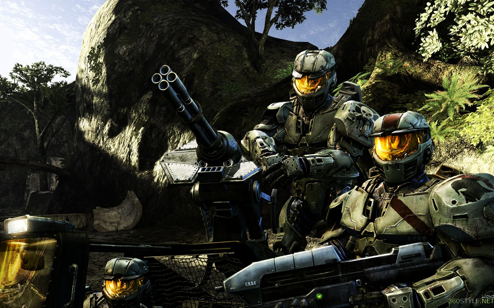 Halo Wars Wallpaper 2 By Igotgame1075 On Deviantart Wallpaper Backgrounds Art Halo Game