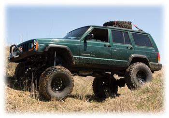 Jeep Cherokee Off Road The Real Thing Or Jeep Cherokee Jeep
