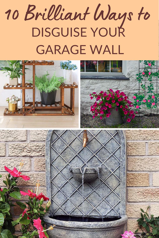 Garage Wall, Garage Wall Ideas Outside