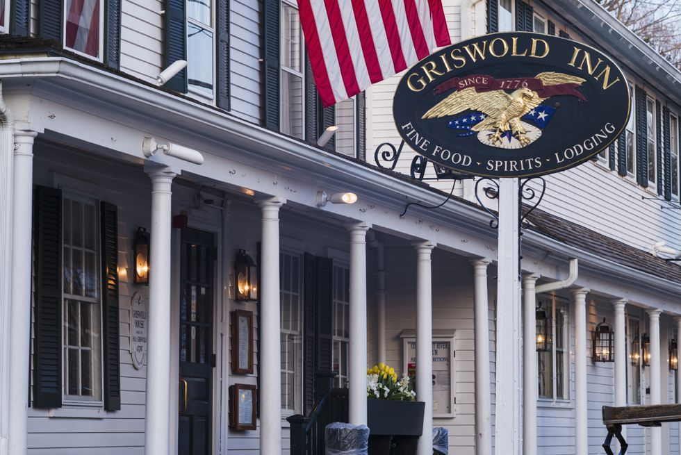 You Can Visit the Quaint Connecticut Town From Hallmark's