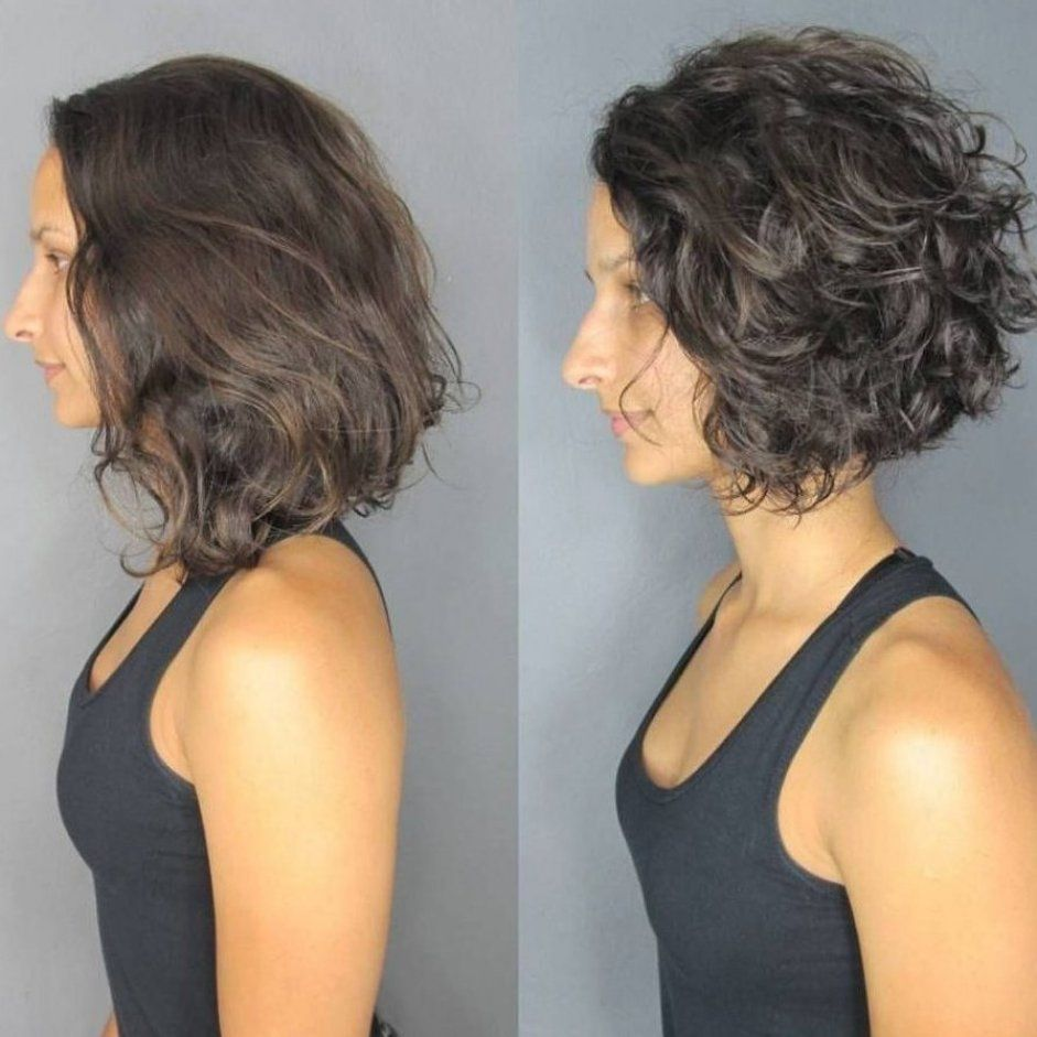 Jlo Curly Hairstyles Black Hairstyles With Curly Hair 1940s Curly Hairstyles Curly Hairstyles Fo In 2020 Medium Hair Styles Bob Hairstyles For Thick Short Wavy Hair