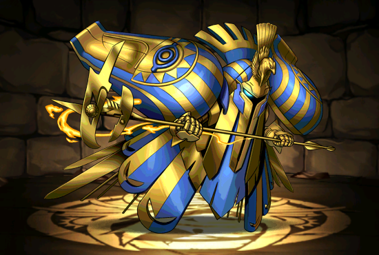 Ra | Puzzle and Dragons art and game | Puzzles, dragons