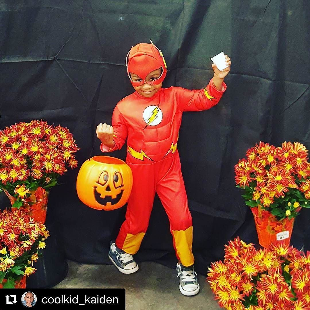 Repost coolkid_kaiden Happy Halloween from flash
