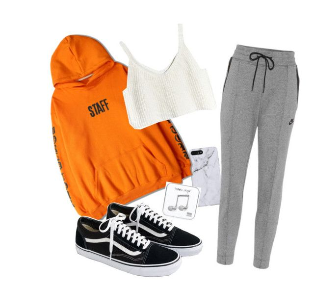"""""""Untitled #338"""" by mirka-smalova on Polyvore featuring NIKE and J.Crew"""