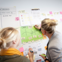 the GuerrillaBlondes' Design & User Research Blog