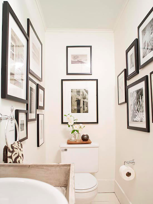 10 Bathroom Ideas That Will Make It Actually Feel Like Spring Now