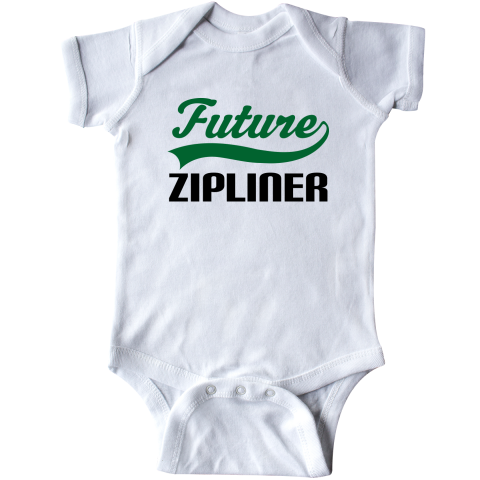 Future zipliner infant creeper cute ziplining gift for kids you future zipliner infant creeper cute ziplining gift for kids you can negle Image collections
