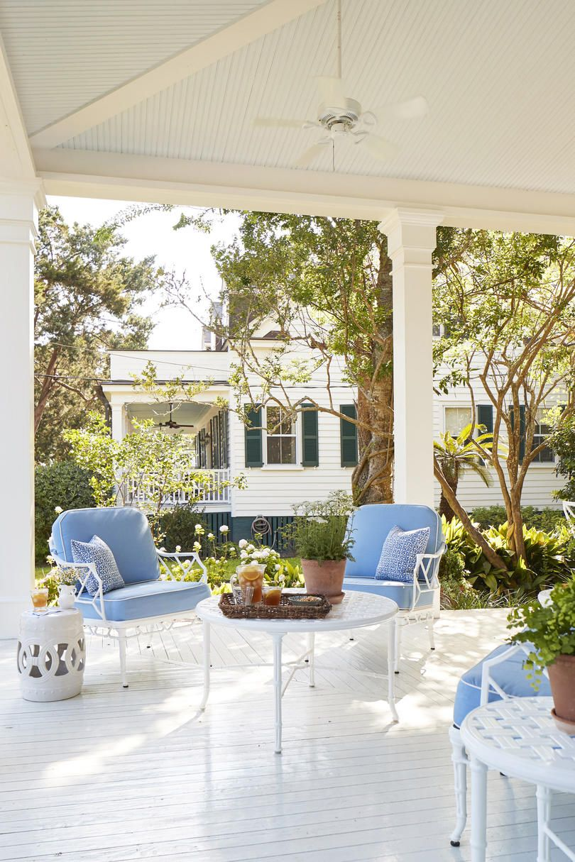 Our Home In Southern Living Charleston Homes