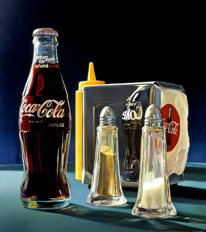 Hyperrealism Visual Arts: Hyper Realistic Oil Paintings By Dutch Artist Tjalf