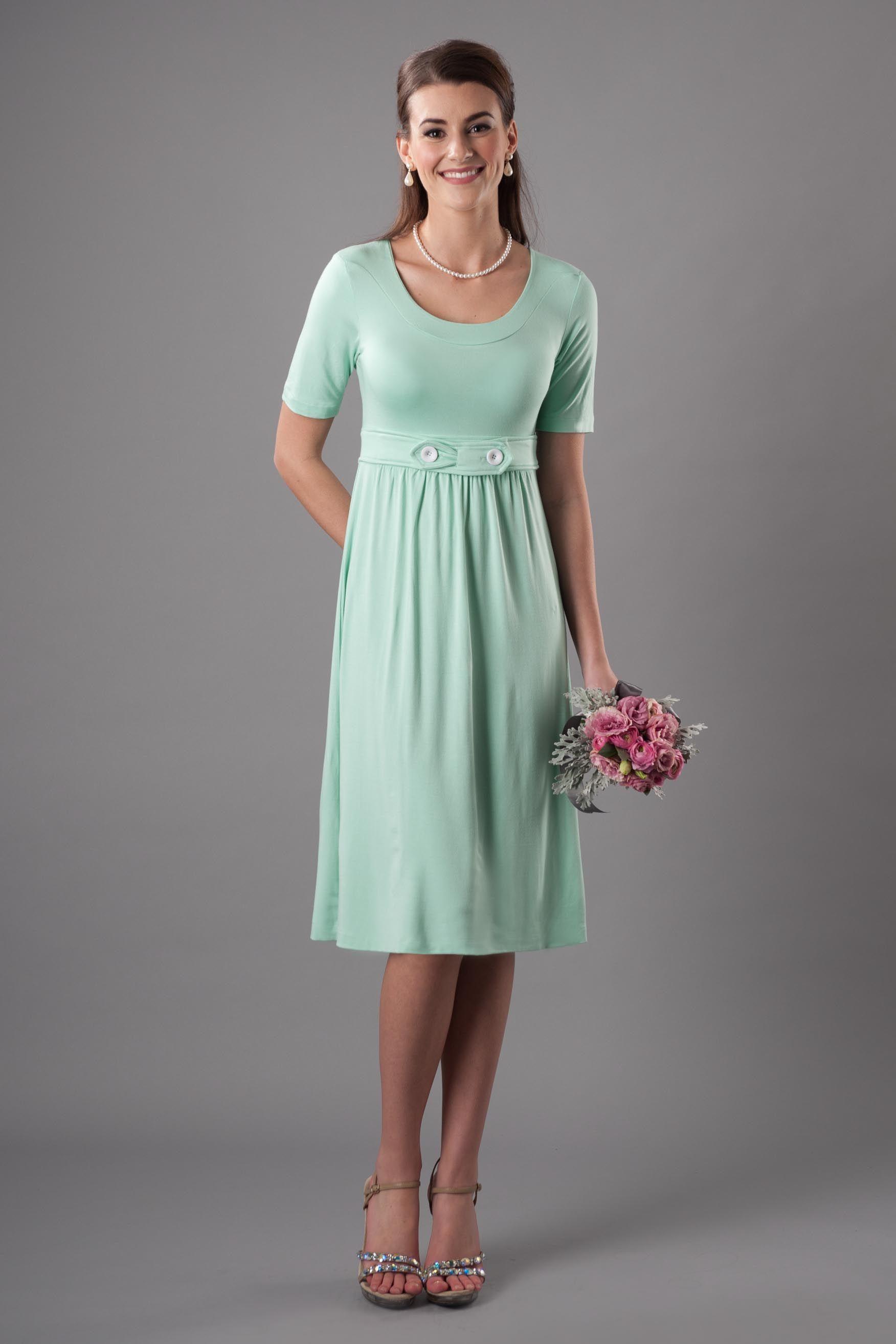 Cheap modest wedding dresses  Modest Bridesmaid Dresses  MR   Vestidos  Pinterest  Modest