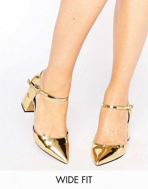 6d3f5553 Zapatos de Tacon bajo para Fiesta de dama | shoes ; boots & high ...