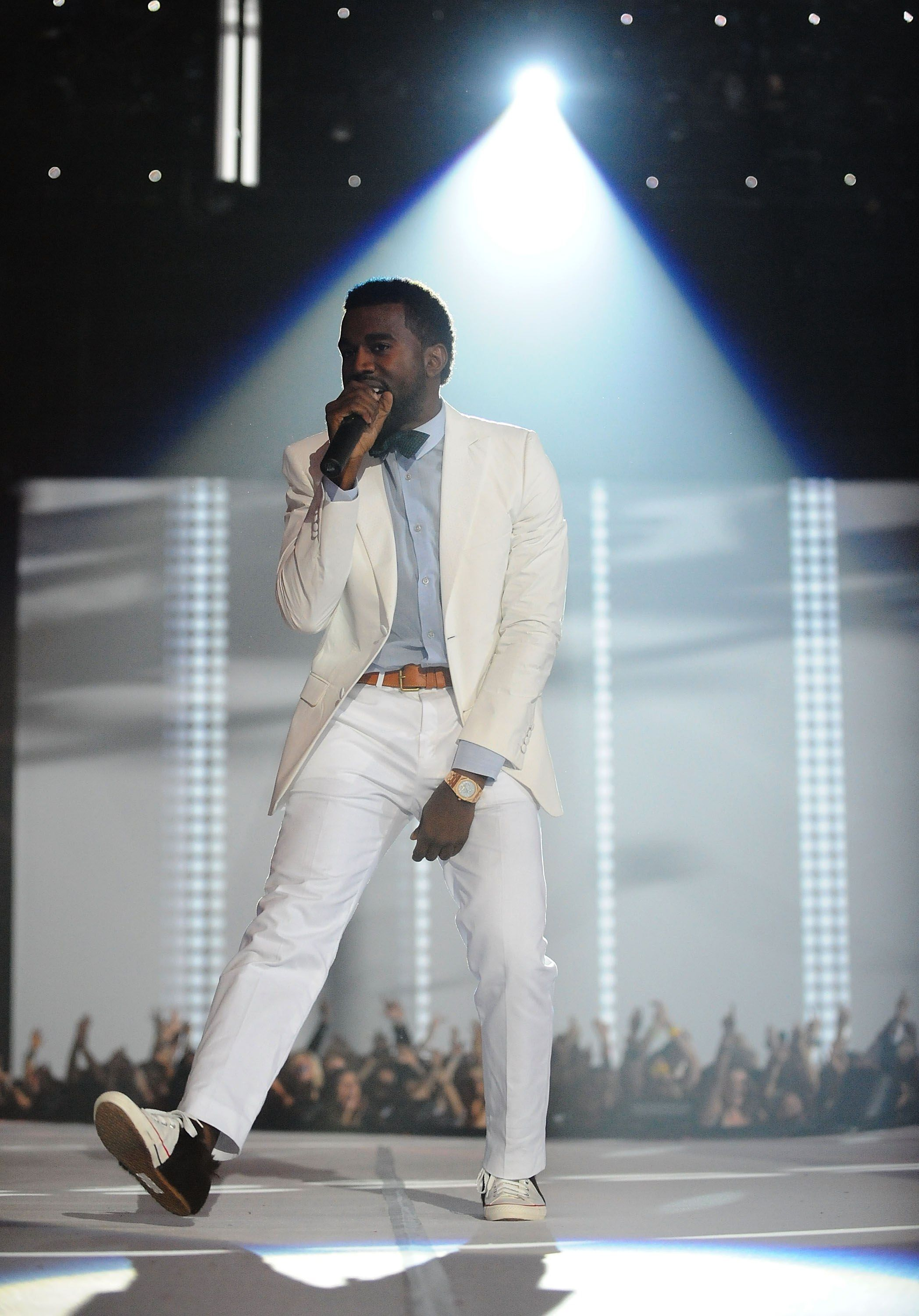 This Is When Kanye West Was The Best Dressed He S Ever Been Kanye Fashion Kanye West Kanye West Outfits