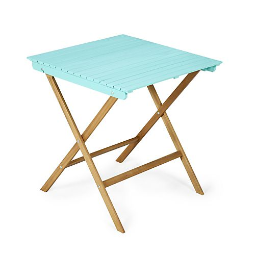 Cream - Tables de jardin-Salon de jardin Table de jardin pliante ...