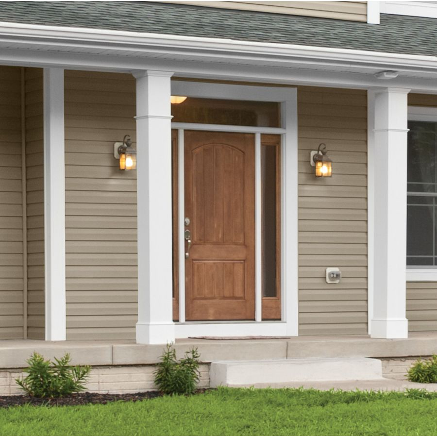 Shop Georgia Pacific Vinyl Siding Shadow Ridge 11 25 In X 144 In Clay And Wood Grain Dutch Lap Georgia Pacific Vinyl Siding Dutch Lap Vinyl Siding Vinyl Siding