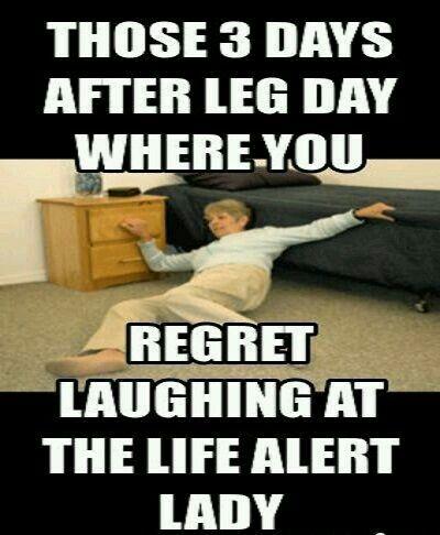 Life Alert Workout Humor Workout Memes Gym Humor