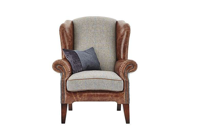 Pin By Jennifer Davila On For The Home Living Room 3 Seater Leather Sofa Armchair Wing Chair
