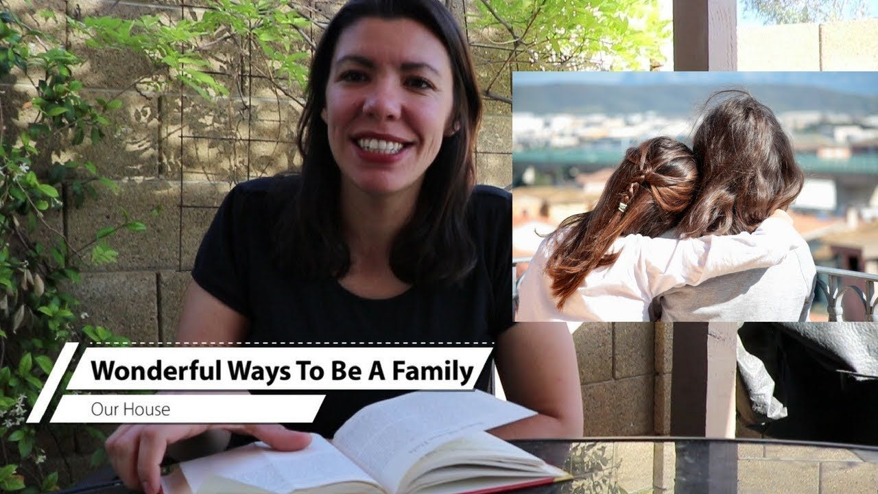 Showing Affection Wonderful Ways To Be A Family Series