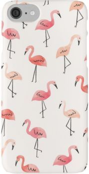 Flamingos iPhone Case & Cover