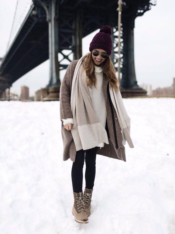 Los mejores abrigos para la nieve