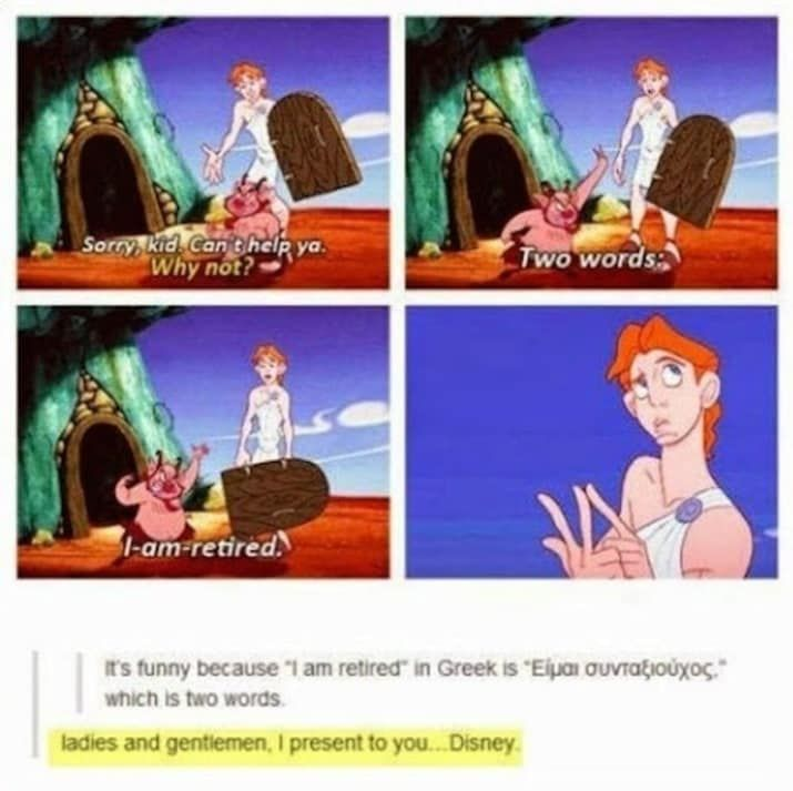 17 Funny Tumblr Posts About Disney Movies That Will Leave You Shook #disneymovies
