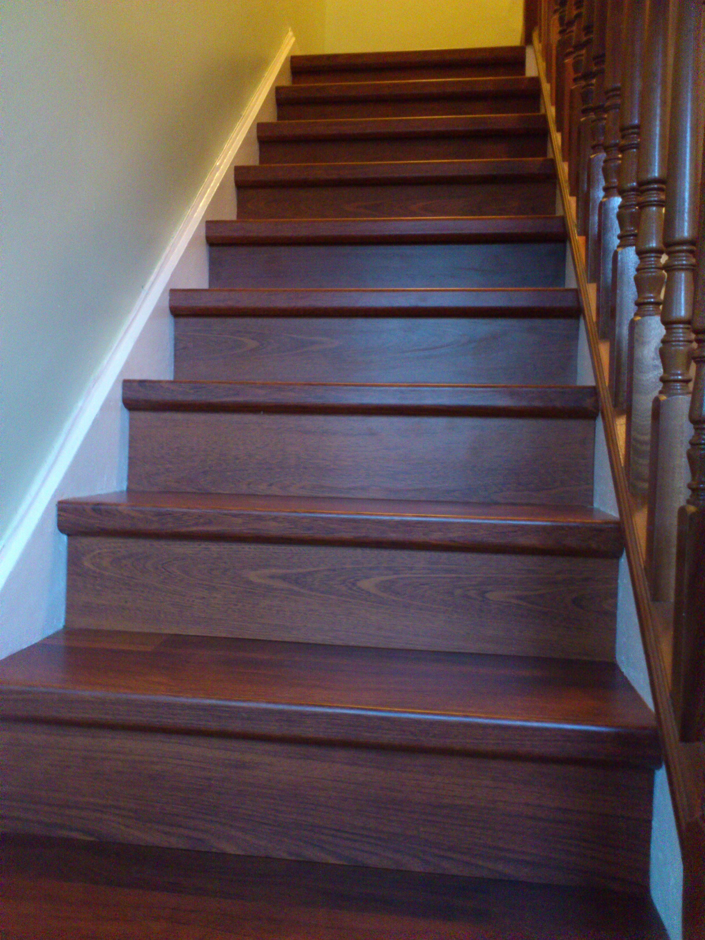 Quick Step Laminate Flooring On Stairs
