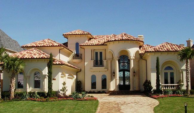 Mediterranean Style Custom Home Builder Avida Custom Homes