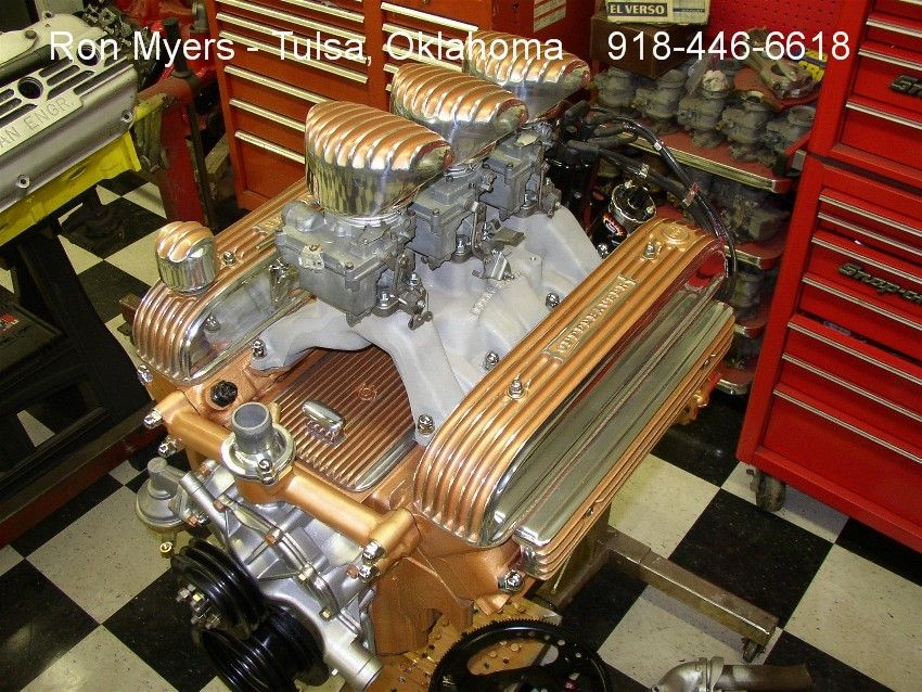 401 Nailhead, ridiculously awesome! | Engine | Buick