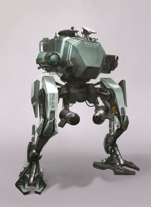 Mech Personality I Know It S Not A Robot By Definition But It Has