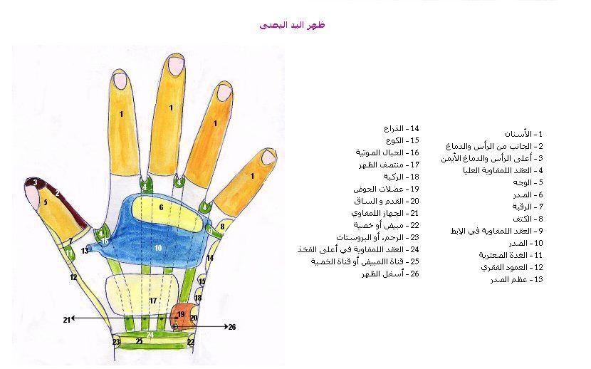 3ilaj رفلكسولوجي اليدين Health And Beauty Tips Health Peace Gesture