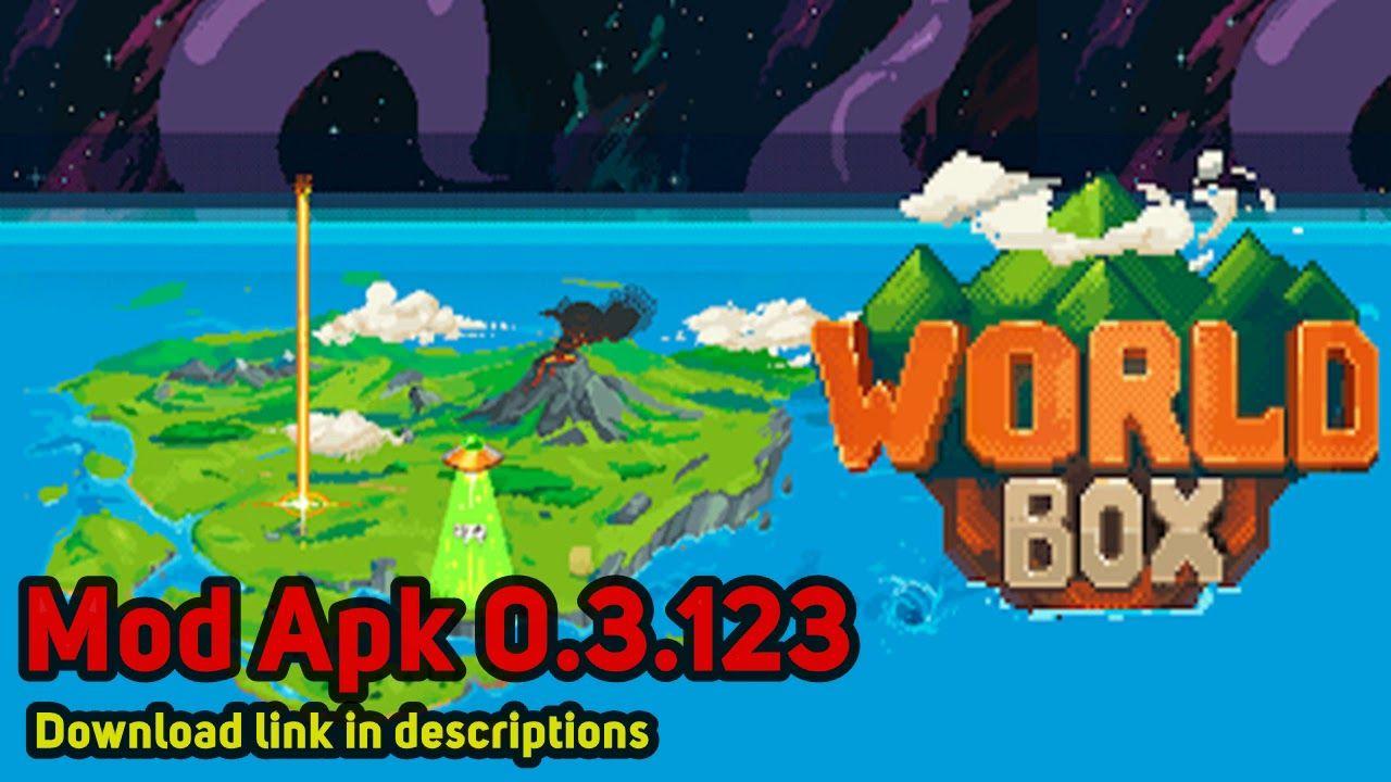 WorldBox Sandbox God Simulator Mod Apk 0.3.123