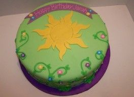 Tangled Cakes - Top Saved Cakes - Cake Central