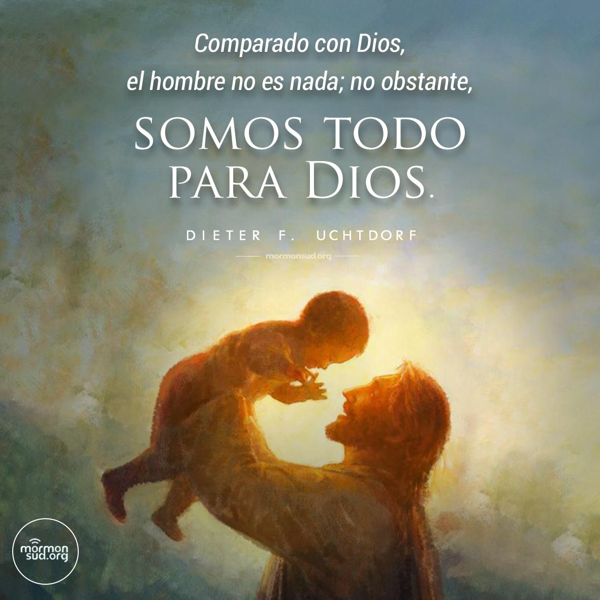 Somos Todos Para Dios Jesucristo Citas Mormonsud