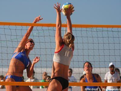 Agia Napa Beach Volley Beach Volleyball Volley Beach