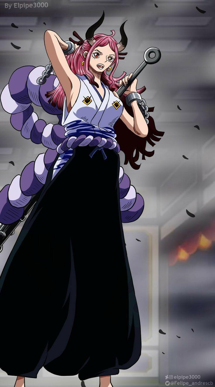 Yamato One Piece en 2020 | Tenue de samouraï, Anime one piece, Image drôle manga