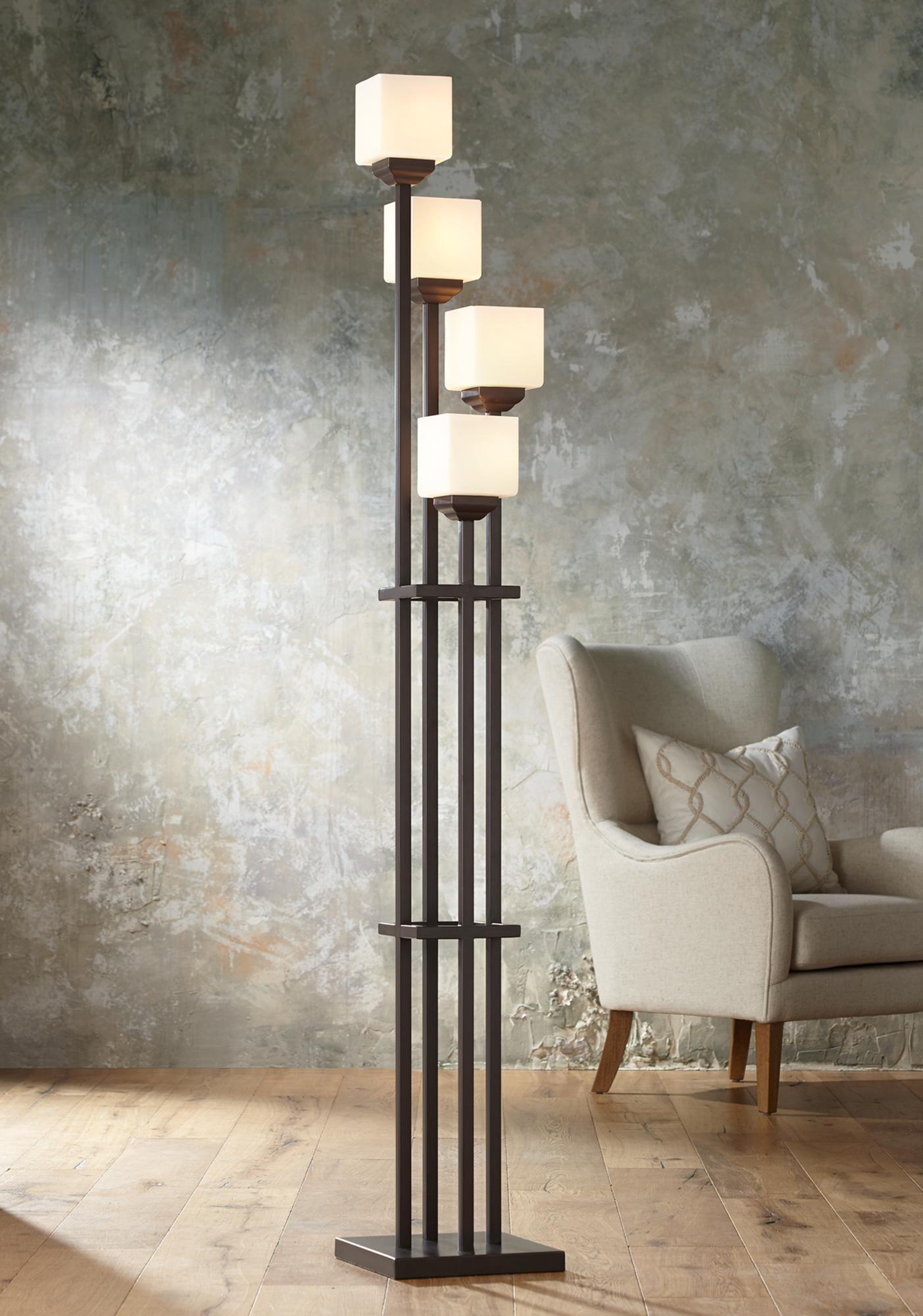 Floor Lamps Light Tree Four Bronze Torchiere Floor Lamp Corner Floor Lamp Torchiere Floor Lamp Stylish Floor Lamp