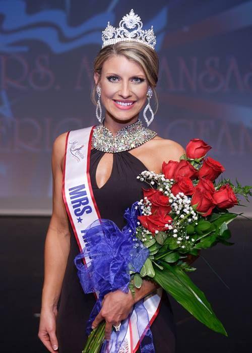 Andrea Poteete Miss Arkansas America 2016