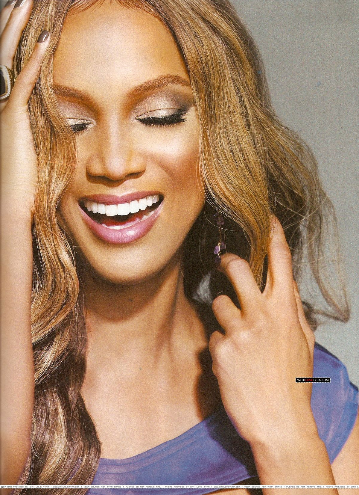 Pin on TyRa BaNkS ROCKS!