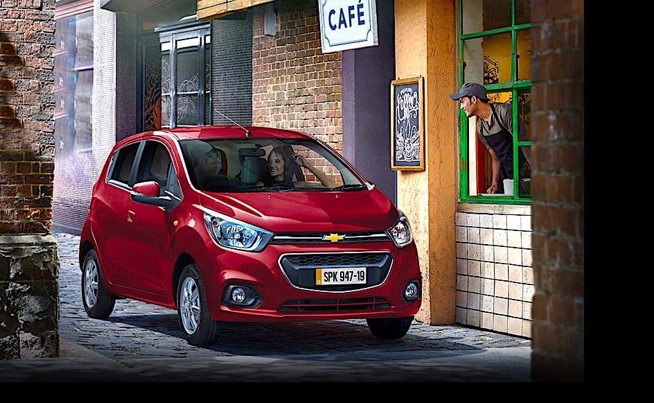 Todos Los Precios Y El Equipamiento Del Nuevo Chevrolet Spark Gt