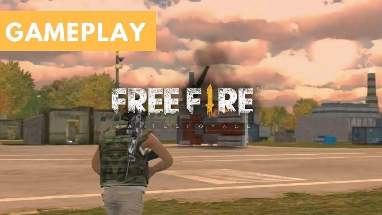 Free Fire Battlegrounds Pubg Mobile Gaming Pinterest