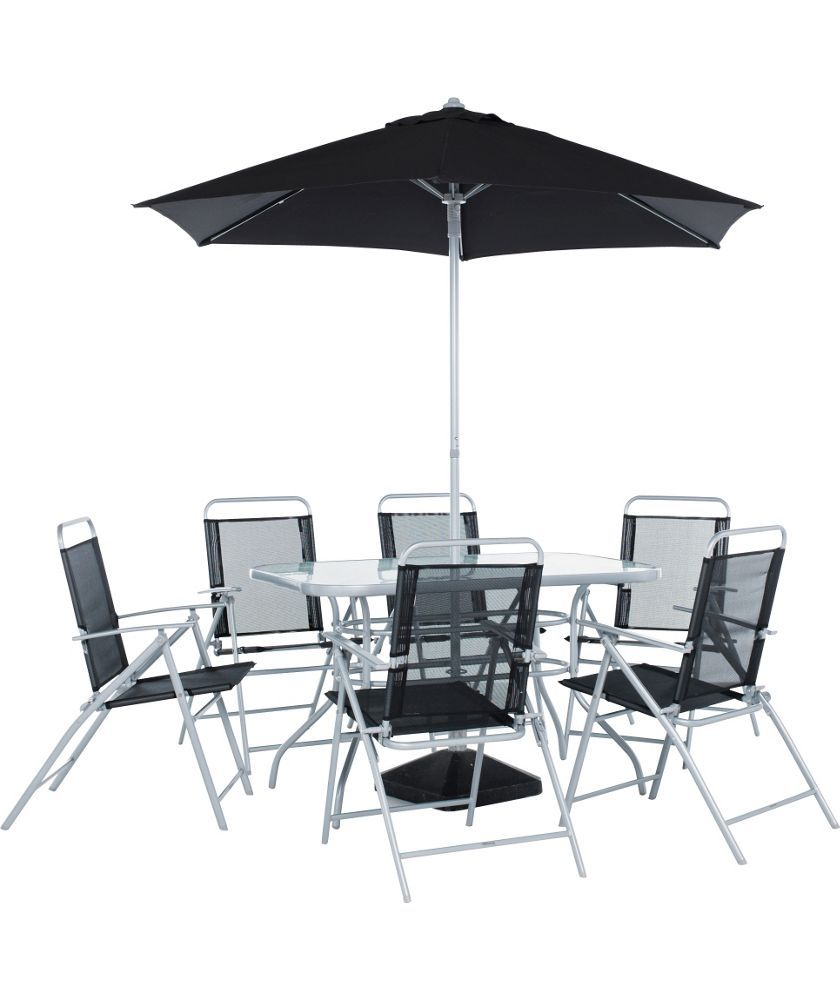 Pacific 6 Seater Patio Furniture Set At Argos Co Uk Your Online