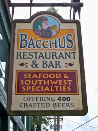 Bacchus New Paltz Ny Restaurants Near And Far Pinterest New