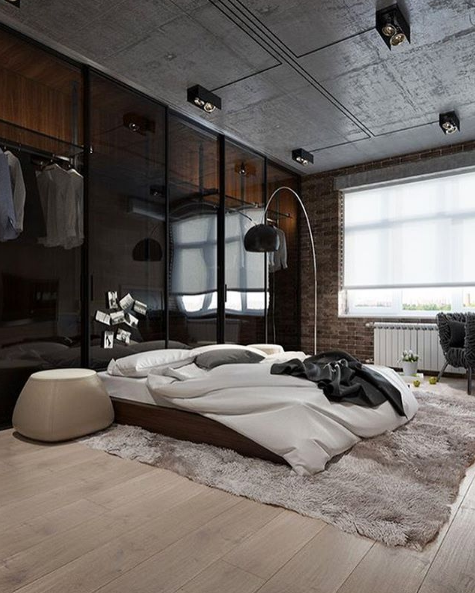 teppich schlafzimmer | dehauses | Pinterest | Luxury loft, Lofts ...
