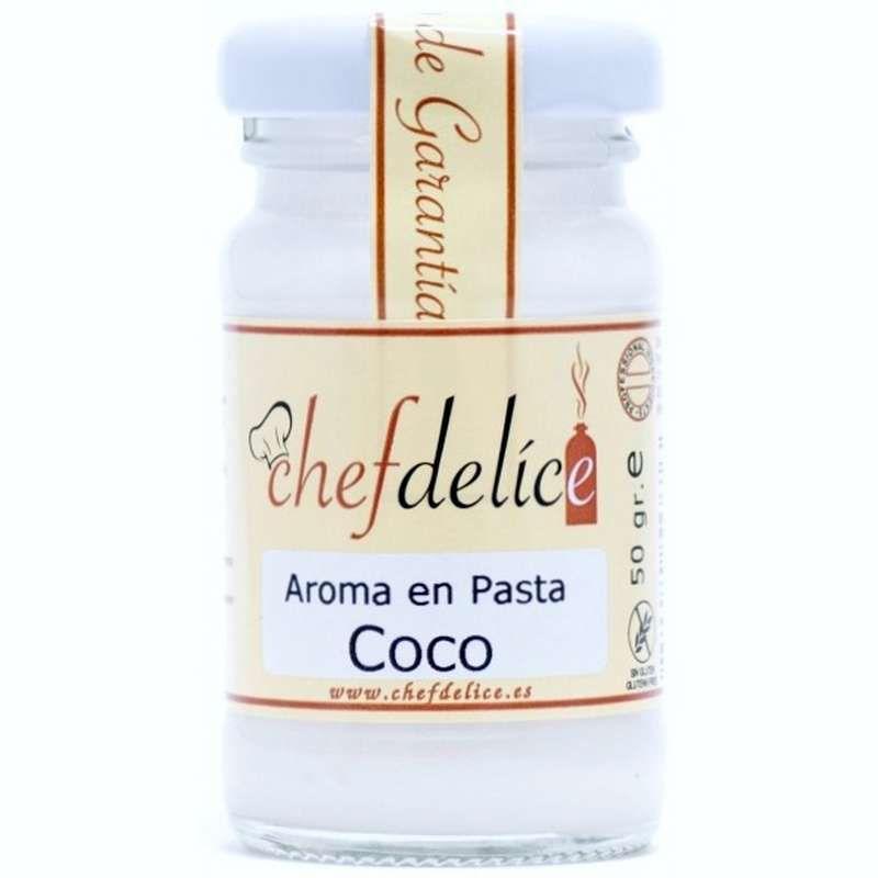 Concentrado De Coco En Pasta 50 G Chefdelice Www Cocinista Es Coco Batido De Coco Curry